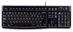 Logitech K120 Keyboard for Windows and Linux - QWERTY, UK Layout - £6 via Amazon (Prime only)