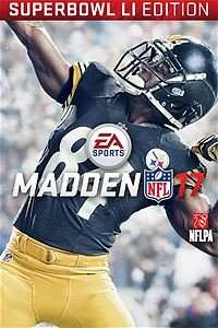 Madden NFL 17 Super Bowl Edition (Xbox One) - £18.15 with Deals with Gold (67% off)
