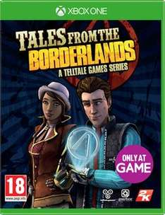 Tales From The Borderlands - Xbox One - £5.39 - Using code VCCLOUDEXTRA10 at Game