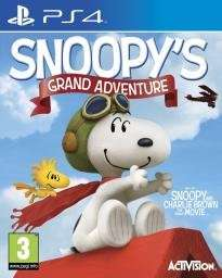 Peanuts Movie: Snoopy's Grand Adventure (PS4) £9.99 Delivered @ Grainger Games