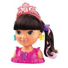 Dora and Friends Ballerina Styling Head - Was £20 now £10 using code @ The Toy Shop (Entertainer)
