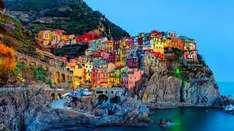 From East Midlands: April/May Italian Rail Trip Venice-Cinque Terra-Milan-Rome-Naples £415.71 Inc flights, accommodation & all train journeys £831.42 @ Ebookers