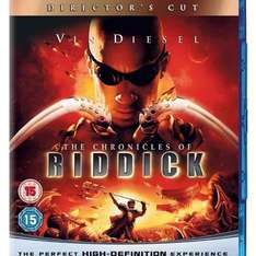 chronicles of riddick bluray plus other titles £1 @ poundland