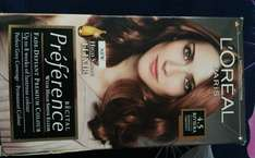 Hair colour clearance 80p in superdrug store