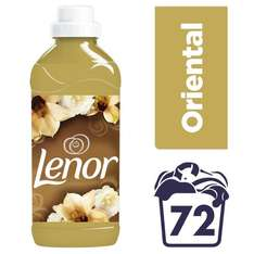 Lenor Gold Orchid Fabric Conditioner or Lenor Ocean Escape Fabric Conditioner (72 Washes = 1.8L) was £6.00 now £3.00 @ Morrisons