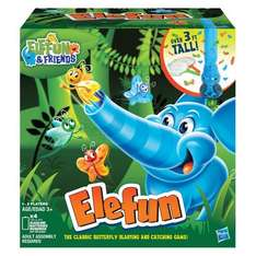 Elefun butterfly game £6.25 in Tesco stores