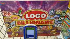 Logo Billionaire Board Game.  Reduced to Only £2.25 @ Tesco Instore