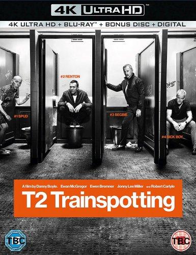 Trainspotting 2 4k Blu-ray £19.99 Preorder @ Amazon
