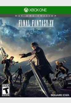 Final fantasy XV Day one edition (Xbox one/PS4) £28 @ amazon (tesco price match)