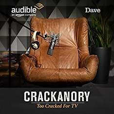Crackanory Audiobook for Free
