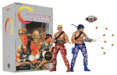 7 inch Bill and Lance from Contra Video Game Tribute Figures £34.93 Sold by YUK and Fulfilled by Amazon.