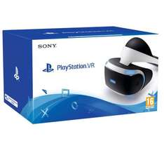 Playstation VR In Stock £349.99 at Argos (Collect in 4/5 days)