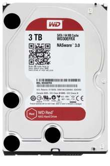 WD RED 3TB for £99.98 - Ebuyer