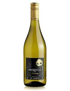 M&S Prosecco Frizzante - Case of 12 £54.00 delivered at M&S (£4.50 a bottle)