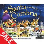 'Santa is Coming to [Your Town]' Books Now £2 @ The Works