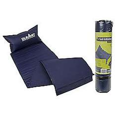 Summit Self Inflating Camping Mat with Built-In Pillow £5.50  was £15 @ Tesco