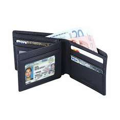 RFID wallet £10.38 prime / £14.37 non prime Sold by Hoobest2016 and Fulfilled by Amazon - lightning deal