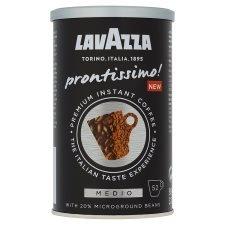 Lavazza Prontissimo Premium Instant Medio Coffee Tin 95 g (Pack of 6) £14.15 / £18.90 non prime @ Amazon