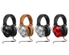 Pioneer SE-MS5T-K Over-Ear Hi-Res Closed-back Headphones with in-Line Microphone & Remote [4 colours available]: £49.99 @ Amazon