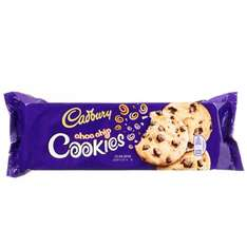 Cadbury Choc Chip cookies (144g) was £1.00 now 50p @ Poundland (Instore Camden Town)