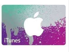 iTunes Gift Cards - 10% off until 14th Feb @ Sainsbury's