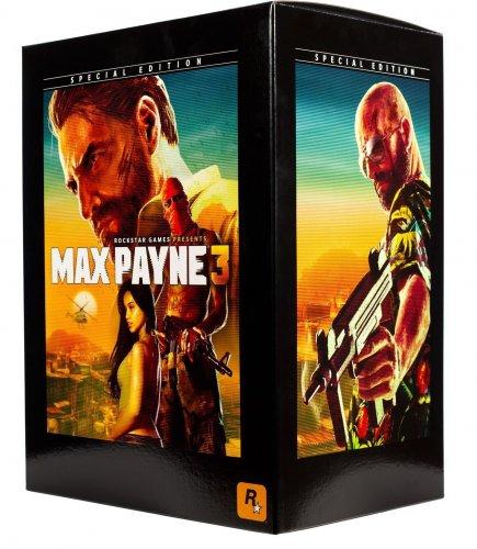 [Xbox 360] Max Payne 3: Collectors Edition-Brand New - £11.99 (rscommunications Via eBay)