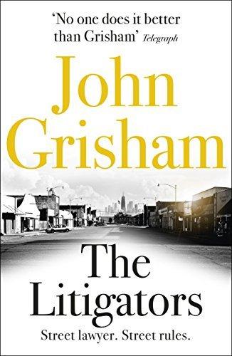 The Litigators by John Grisham Kindle Book 99p @ Amazon