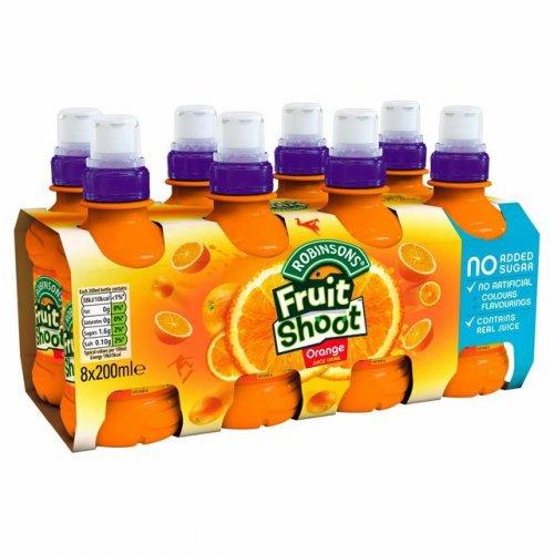 8 pack fruit shoot £1.50 in sainsburys