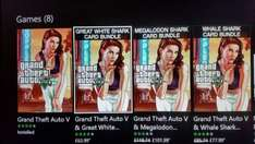 £25.60 - GTA V Xbox One Digital Download + $1,250,000 in game (Great White Shark Card) XBOX ONE through the store