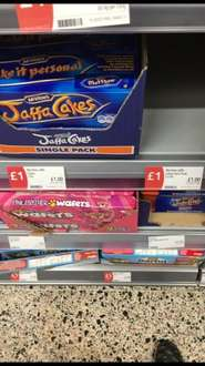 Double pack Jaffa Cakes £1 Co-op