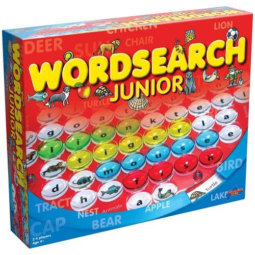 Word Search Junior Game £12.99 (Prime) £17.74 (Non Prime) @ Amazon