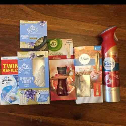 glade sense & spray £1 @ Sainsbury's