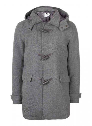 topman duffle coat £20 with code