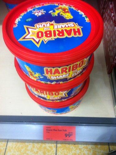 Haribo Share the Fun 720g 99p @ Aldi
