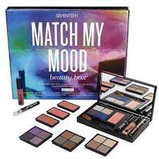 Seventeen match my mood beauty box £4 down from £40 @ Boots instore Manchester