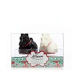 Mad Beauty Pack of two scotties lip balm Debenhams rtc online £1.50 (c&c free on over £20 spend)