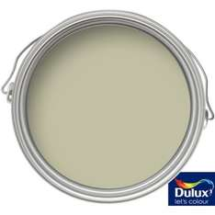 Dulux Endurance range - crushed Aloe 2.5 litres -  £11.75 @ Homebase