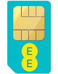 Ee sim only 20gb/unlimited minutes + texts - £20/month for 12 months (£240 total)