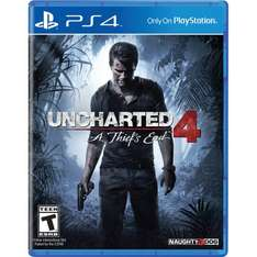 Uncharted 4: A Thief's End @ The Game Collection - £20.95