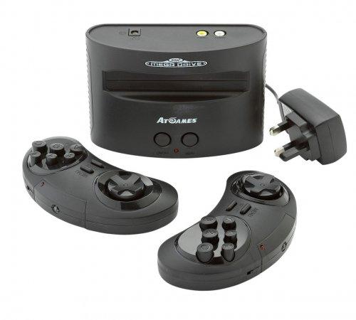 Sega Megadrive With 80 Built-In Games £39.99 @ Argos