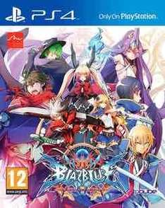 Blazblue central fiction (PS4) £24.99 @ GAME
