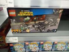 Lego DC Super Heroes Batman Kryptonite Interception £15 in Asda Kilmarnock