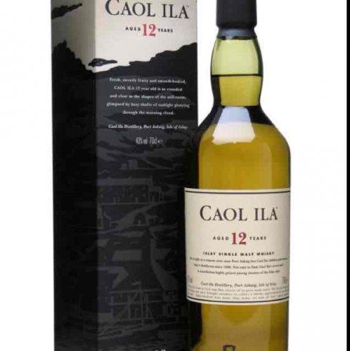 Caol Ila 70cl £30 at Amazon. whisky
