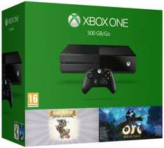 Xbox One 500GB Console with Rare Replay and Ori £179.99 - Argos
