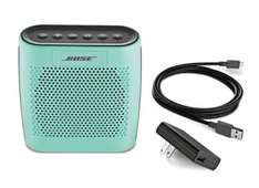 Bose SoundLink Colour Bluetooth Chargeable speaker (Mint colour only) - usually £99, now £74.95 delivered @ Bose