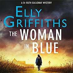 Audible DOTD, The Woman in Blue by Elly Griffiths (audio book) £1.99