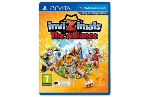 Invizimals: The Alliance (PS Vita) £3.99 Delivered @ Argos via eBay