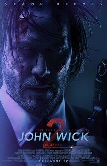 Free Film: John Wick 2 on Friday 10th & 16th Feb