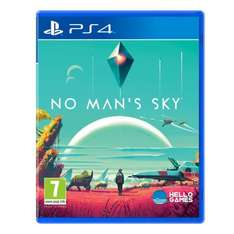 No Man's Sky (PS4) £12.99 (Online & in-store) @ Smyths (C+C for Free or £2.99 Home Delivery)