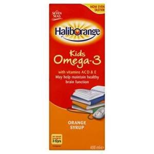 Haliborange Omega3 400ml for £2 in Poundworld Plus